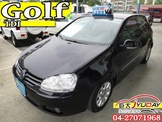 VOLKSWAGEN GOLF 2009年 黑色系