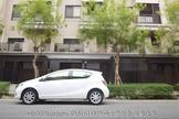 2012年 TOYOTA Prius C 1.5 白 CP值超高油電車