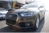 Audi/奧迪 Q3 79.9萬 棕色 2013