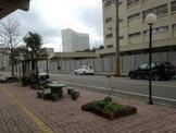 美崙臨馬路的商業用邊間店面。