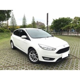 FORD FOCUS 1.5T 渦輪 白 2015年 MK3.5