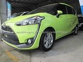 TOYOTA SIENTA 新車價79.9 七人座 9成新 僅此一台 少跑里程