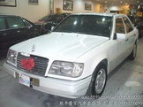 Benz賓士 EClass 300E 3.0 1990 天窗豪華美規骨董 靚車汽車