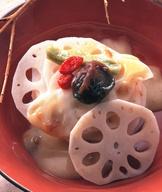 梅香鮮藕沙拉