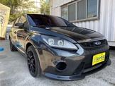 2010年Ford福特Focus柴油TDCi省油大扭力通勤代步0頭款首選