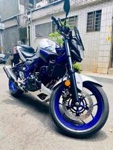 Yamaha 山葉 MT-03 ABS MT03 街車 黃牌 輕檔車 台葉 總代理 CBR300R R3 Z400 Z300 忍300 ninja CB300R TNT300 可車換車 分期業界最優