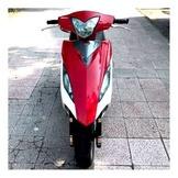 光陽 G5-12吋 125 白紅 2009  【重新保養有保固】【中古二手機車】