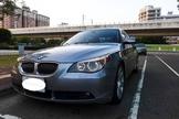 自售 2007年出廠 BMW 530i 灰色 E60 車庫車