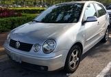2002年 VW福斯 POLO 1.4L 雙安 五門掀背車 優惠中(SH)