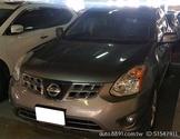小確幸! 賣 2013 ROGUE 2.5 熱門休旅車 全車原鈑件