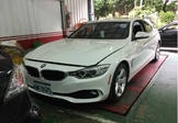 BMW 4 SERIES COUPE F32