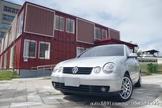 (省油安全小車)POLO 1.4 五門 雙氣囊 ABS 原鈑件 代步車 省油車