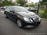秉持著(專業誠信 )的精神永續經營 2011年 Benz 賓士 E250 1.8