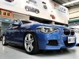車主自售 絕美利曼藍 M125i 改裝KW-V3避震 PS4全新胎皮 全車鍍膜