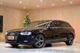2013 A4 Avant B8.5 S4鋁圈 稀有黑色 倒車顯影 衛星導航