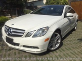 全家汽車 2010年M-BENZ E350 COUPE AMG版