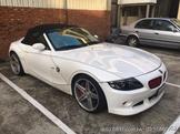 BMW Z4 白色超帥把妹神器 純自售 車況好
