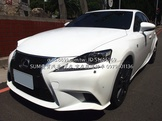 14式Lexus IS300h F Sport Navi~衛星導航/全額貸/車美