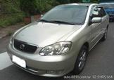 ((實價/實車/實年份))2003年豐田Altis阿提司/1.8/ABS