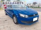2011年 福斯 POLO 藍色