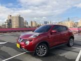 2015年式 NISSAN JUKE 1.6 英國原裝進口時尚輕休旅 勁陞汽車