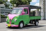自排 菱利1.2 胖卡造型 蓬式空車廂 鹿港歐力克 胖卡 餐車 出租 改裝 買賣