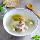 冬瓜薏米豬腱湯