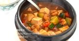 海鮮拌大醬湯,해물강된장찌개 by 韓國餐桌
