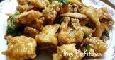 紅燒魚塊 [簡易家常菜]
