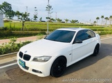 晉天汽車-BMW 寶馬 335i M-S E90 總代理 白色黑內 08年式