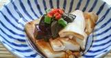 涼拌皮蛋豆腐[超簡單前菜]