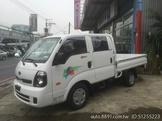 KIA 卡旺3.5噸柴油2500cc共軌式引擎雙廂工程貨車營運好幫手