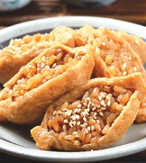 什錦豆皮壽司