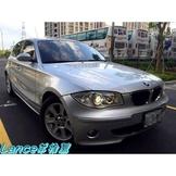 05年 BMW 120IA 一手女用車 可全額貸 找錢 可辦低利率 低月付款