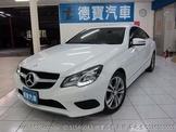 德寶汽車~2014 E200 Coupe 2.0 Turbo 原廠導航 -總代理