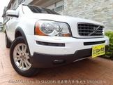 專售XC90賣場 7人座稀少白色正07年小改款2.4柴油原版件超美認證車