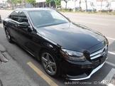 15年 C300 AMG 黑色黑內裝 全景大螢幕 ILEY 未掛牌 台中德富汽車