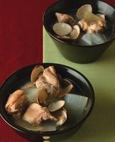 蛤蜊冬瓜雞湯(1)