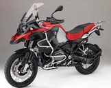 勝大重機 2016 BMW R1200 GS Adventure 紅色