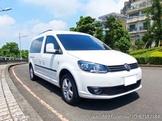 (一手車) 原廠記錄齊全 2013年 VW CADDY 1.6~老郭精選