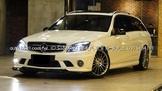 地表最強旅行車 M-BENZ 正C63 AMG 市場稀有 價格實在車況透明
