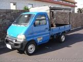 2002年福特PRZ藍色蓬式1000cc小貨車好停載貨方便