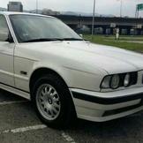 自售 BMW E34 525 末代