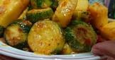 [素食]茄汁櫛瓜馬鈴薯