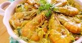 南洋椰漿咖哩蝦