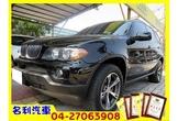 BMW/寶馬 X5 22萬 黑色 2004
