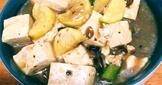 蔥燒蔭鼓豆腐