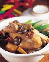 香菇雞砂鍋
