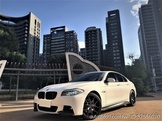 BMW 寶馬 535i M包 白色黑內 11年