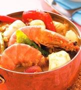海鮮咖哩飯(1)